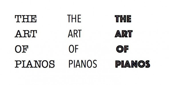 The Art of Pianos