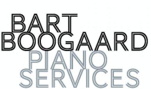 Mechanik Bart Boogaard Piano Services