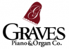 Logo Graves Piano & Organ Co.